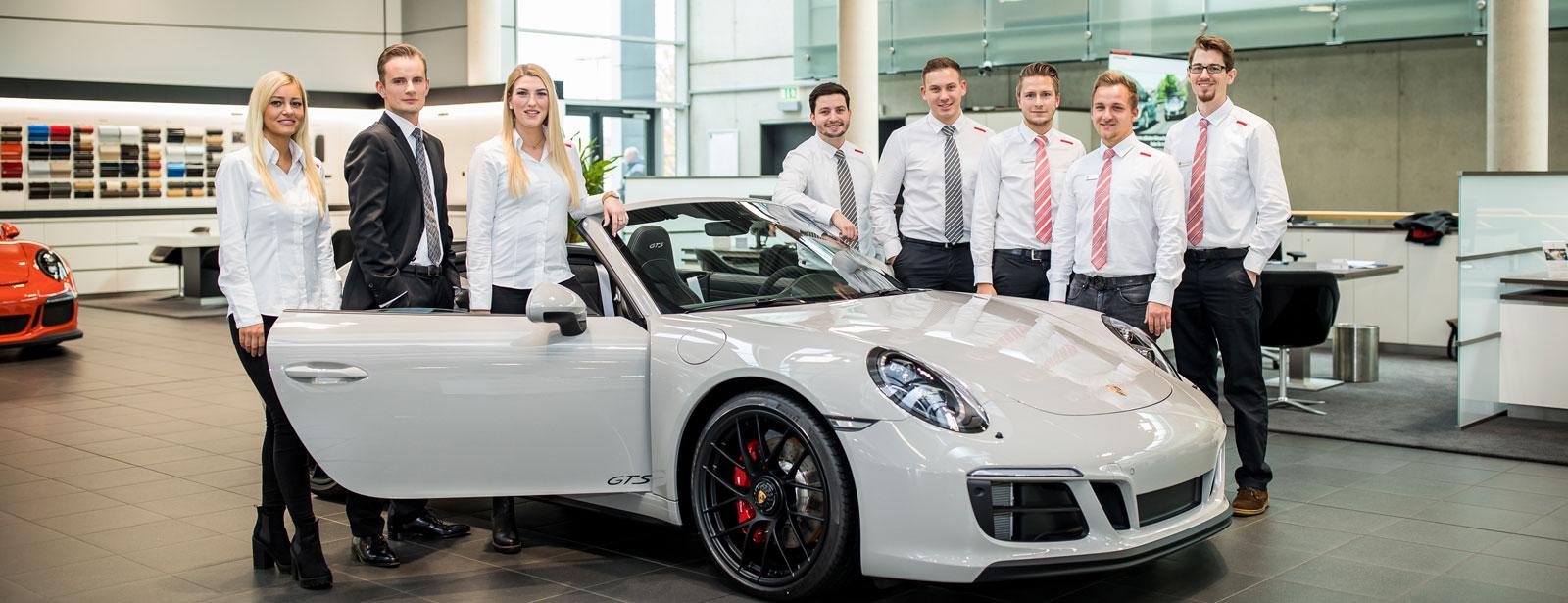 Porsche Service | Unser Service Team