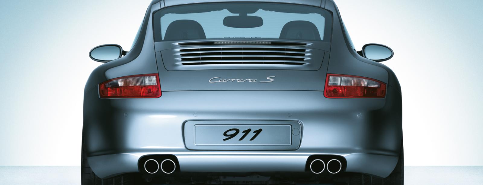 Sportabgasanlage 911 Carrera 997