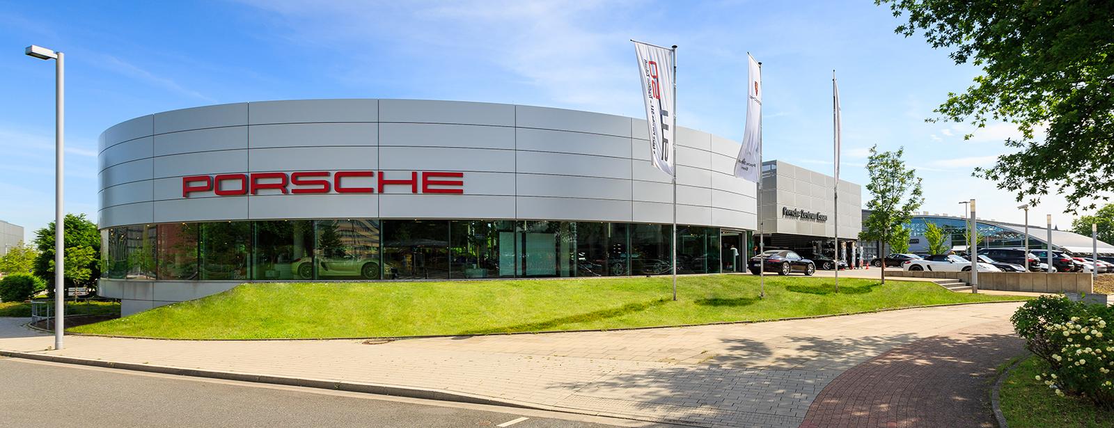 Porsche Centre Essen